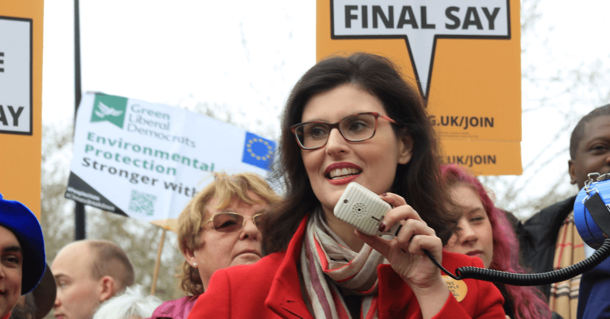 Vote for Layla Moran to be the next leader of the Liberal Democrats